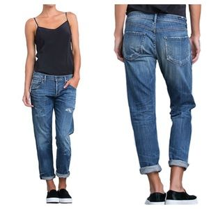 Citizens of Humanity Relaxed Boyfriend Jeans Nomad